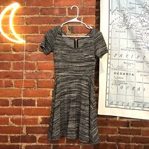 H&M Knit Skater Dress